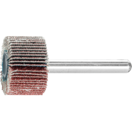 Ø25 x 15/6 Aluminum oxide Σβουράκια λείανσης με άξονα