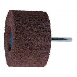 Σβουράκια λείανσης κετσές (non-woven) με άξονα Σβουράκια λείανσης με άξονα