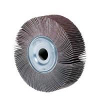 Τροχοί λείανσης με τρύπα (unmounted flap wheels)